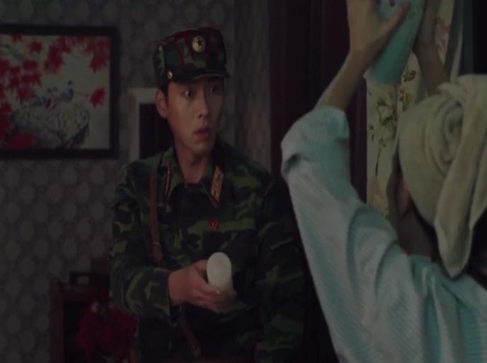 9 khoảnh khắc đốn tim của Jung Hyuk trong Hạ cánh nơi anh-2