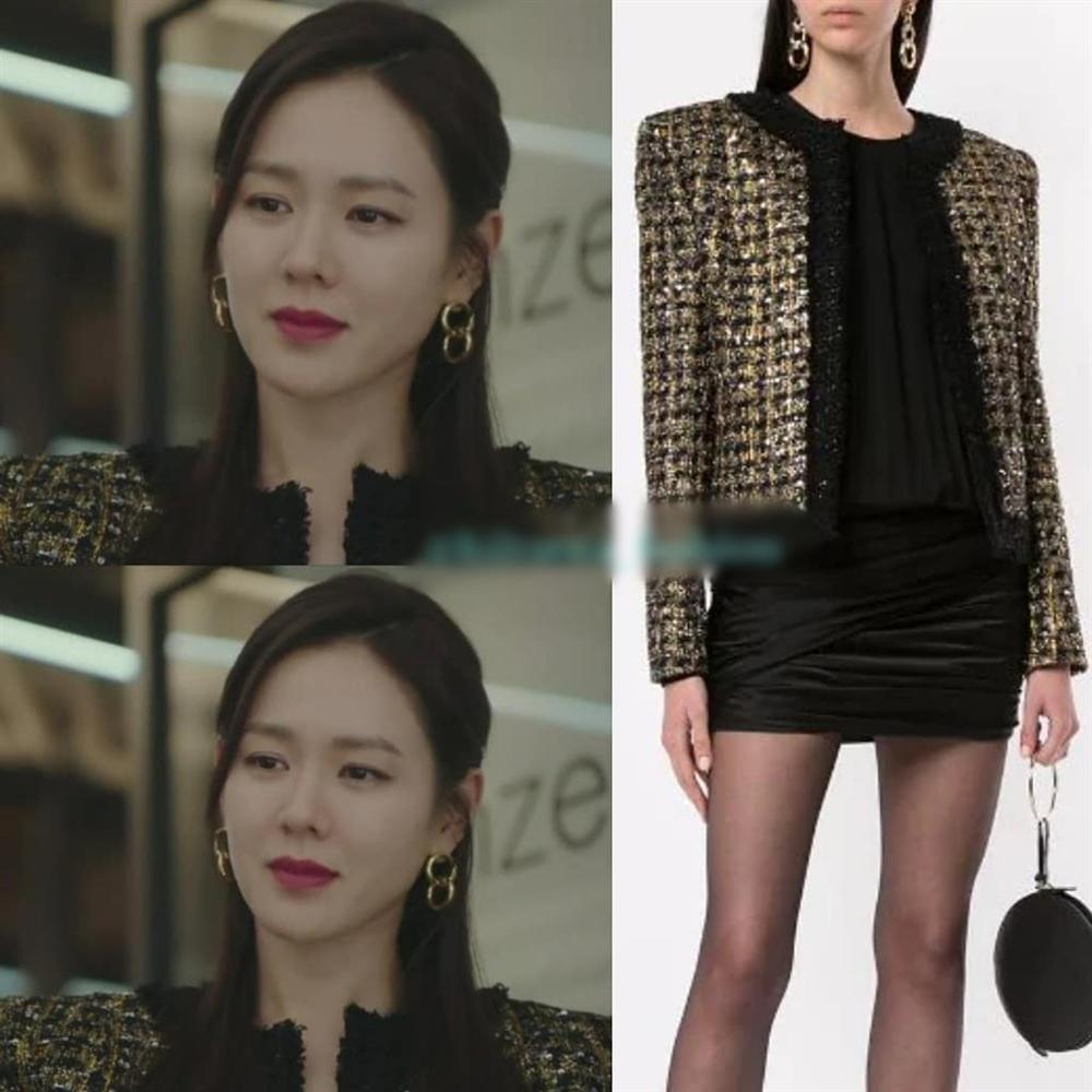 Từ thôn nữ trở lại hình ảnh giám đốc con nhà tài phiệt, Son Ye Jin gây choáng với loạt đồ hiệu đắt đỏ-3