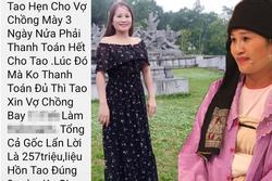 'Cô gái trăm triệu' Lê Thị Dần từng đình đám Thách Thức Danh Hài bị xã hội đen đòi nợ ngày giáp Tết