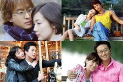 Những cặp đôi phim Hàn từng khiến các thiếu nữ 8x đời đầu khóc sướt mướt