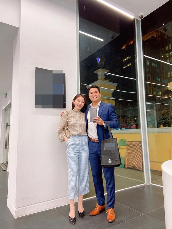 Vừa xa nhau em chồng Hà Tăng đã gửi lời ngôn tình đến bạn gái, đọc thôi cũng thấy tan chảy rồi-1