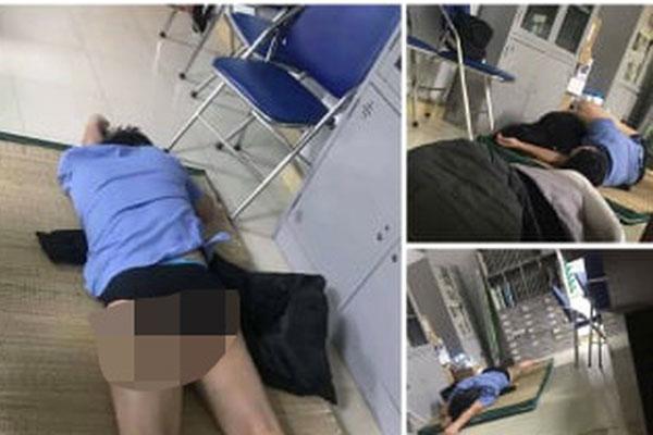 Bác sĩ bị tố ngủ cùng nữ sinh viên trong ca trực thanh minh gì?-1