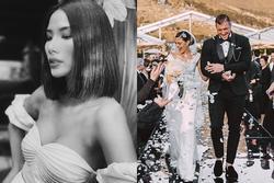 Bản tin Hoa hậu Hoàn vũ 21/1: Hoàng Thùy phải nhường sóng cho đám cưới thế kỷ