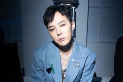 G-Dragon bị bắt gặp diện cả cây hàng hiệu đi mua sắm ở Paris