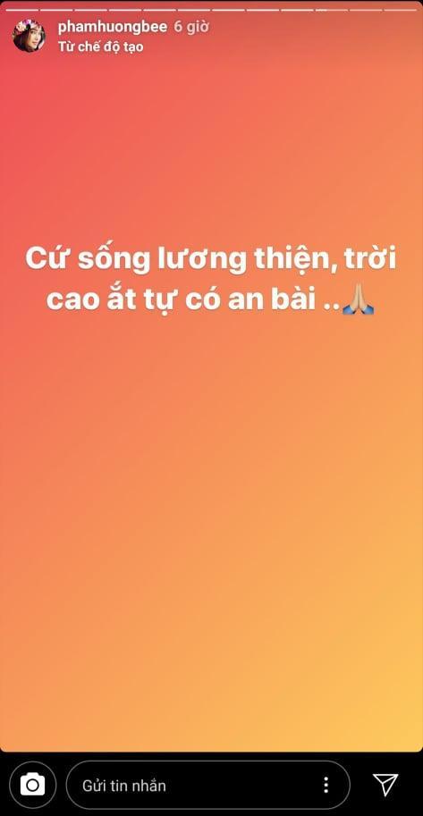 Bị bóc phốt PR mỹ phẩm rởm, Phạm Hương công khai gọi dân mạng là những đứa dơ bẩn-2