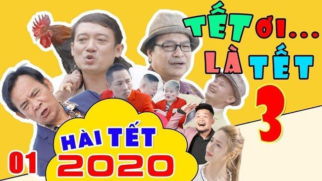 Cười banh nóc đón năm mới cùng hài Tết 2020: Bắt trend nhất phải kể đến Tết Toang-8