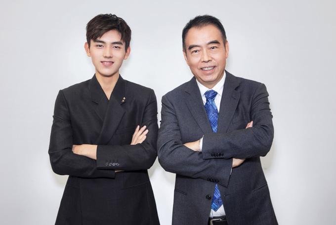 Dung mạo cực phẩm của La Vân Hi - Trần Phi Vũ: Cặp đôi mới của làng phim đam mỹ Hoa ngữ-10