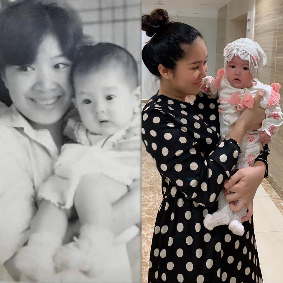 Đang ở trạng thái mẹ bỉm sữa, Lê Phương bật chế độ nghỉ Tết mà xì tin như Ngọc Trinh-6