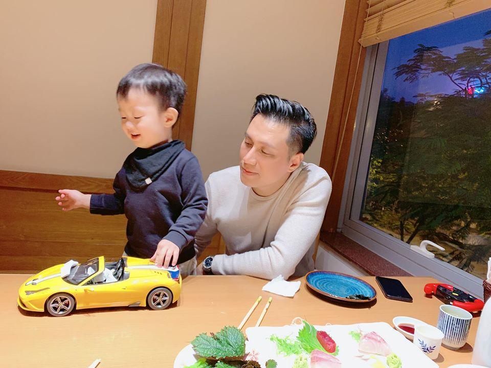 Ngồi lại với vợ cũ sau mâu thuẫn, Việt Anh không còn ý định giành quyền nuôi con-4