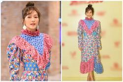 Được vinh danh top 100 người đẹp nhất châu Á mà Khả Ngân ăn mặc kiểu gì thế này?