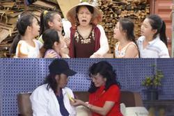 GÓC ĐÀO MỘ: Việt Hương đánh ghen Phương Thanh vì dám qua lại với Hoài Linh mùa Tết 2013