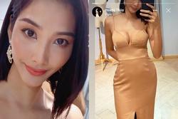 Bản tin Hoa hậu Hoàn vũ 22/1: Hoàng Thùy khoe ngực căng như bóng nhưng 'sóng' lại vuột khỏi tay