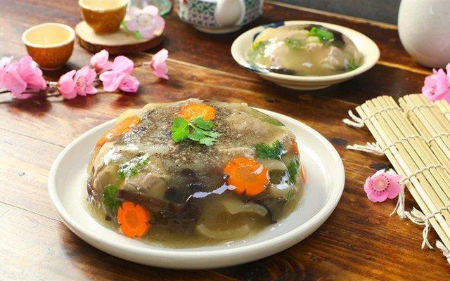 2 món thịt đông không thể thiếu trong mâm cỗ Tết, nhớ các bước sau để có món chuẩn ngon-1