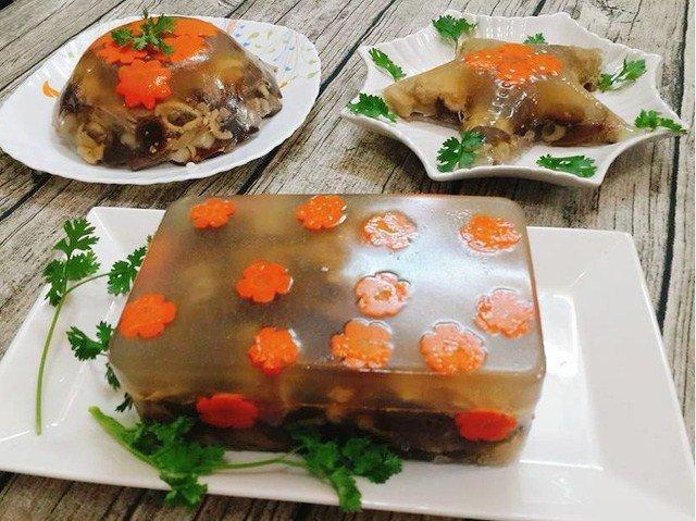 2 món thịt đông không thể thiếu trong mâm cỗ Tết, nhớ các bước sau để có món chuẩn ngon-3