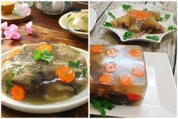2 món thịt đông không thể thiếu trong mâm cỗ Tết, nhớ các bước sau để có món chuẩn ngon