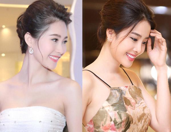 Hoa hậu, Á hậu Việt giống đàn chị showbiz: Riêng Nguyễn Hà Kiều Loan là trường hợp cá biệt-5