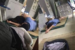 Bác sĩ bị tố 'ngủ cùng nữ sinh viên trong ca trực' thanh minh gì?