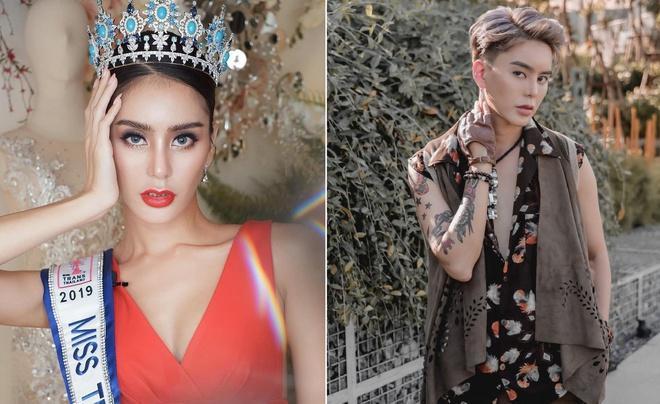 Vì sao Hoa hậu chuyển giới Thái Lan phẫu thuật trở lại làm đàn ông?-1