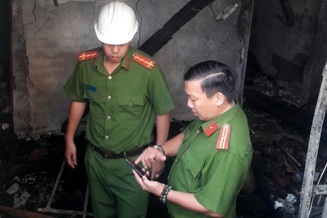 Bắt nghi can phóng hỏa làm 5 người chết ở TP.HCM-2