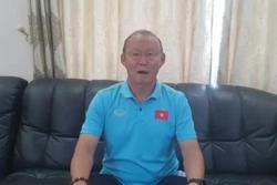 HLV Park Hang Seo gửi lời chúc Tết người hâm mộ bóng đá Việt Nam