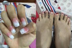 Cô gái 'quạo' vì làm bộ nail ăn Tết hết gần cả triệu còn bị chê xấu, dân tình chia phe tranh cãi đáng hay không đáng?