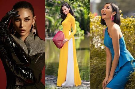Bản tin Hoa hậu Hoàn vũ 23/1: H'Hen Niê, Hoàng Yến hay Hoàng Thùy lấy điểm 10 phong cách?