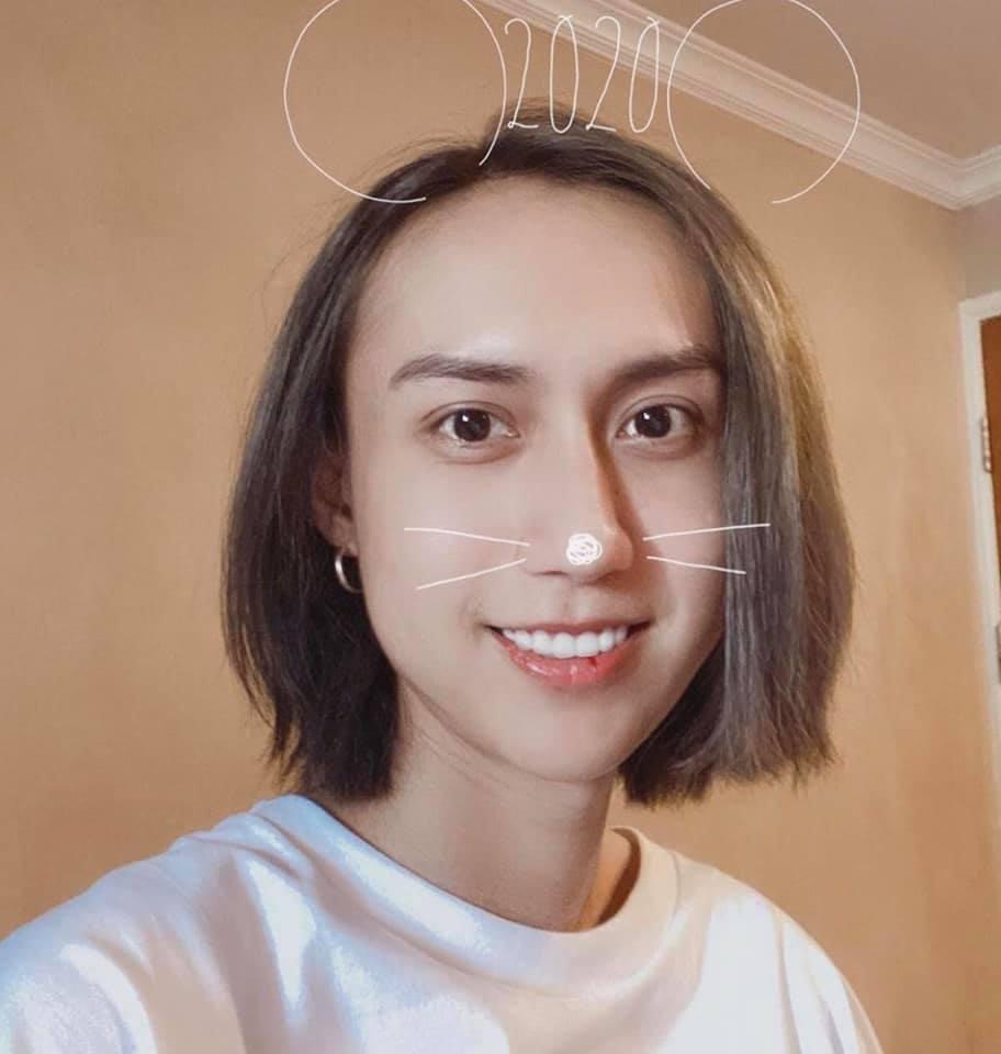 Lynk Lee gây sốc với khoảnh khắc chụp góc nghiêng nữ tính với tóc đuôi gà-1