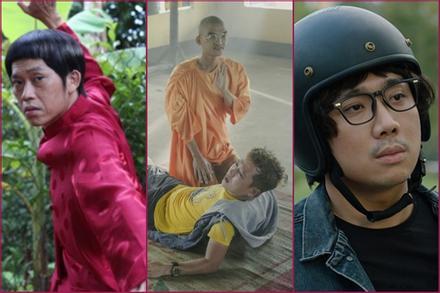 Hoài Linh, Trường Giang và Trấn Thành: Ai còn 'thiêng' với phim Tết?