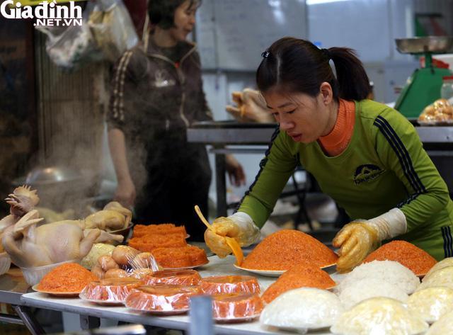 Mục sở thị chợ nhà giàu ngày Tết đậm chất quê giữa trung tâm Hà Nội-2