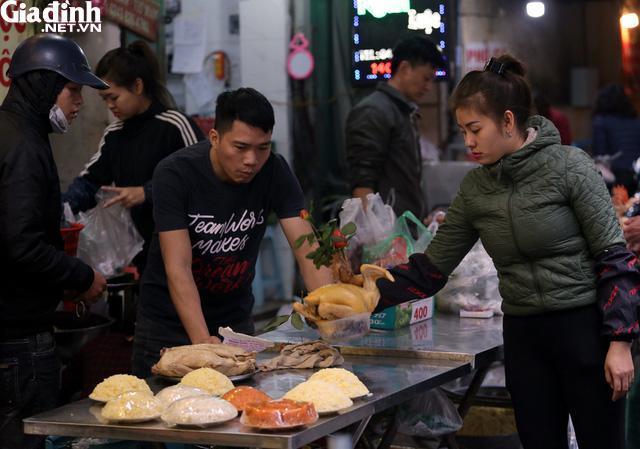 Mục sở thị chợ nhà giàu ngày Tết đậm chất quê giữa trung tâm Hà Nội-4