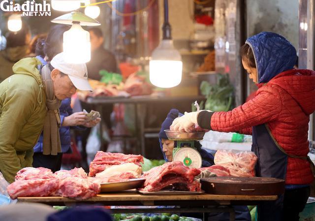 Mục sở thị chợ nhà giàu ngày Tết đậm chất quê giữa trung tâm Hà Nội-5