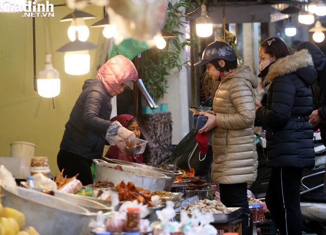 Mục sở thị chợ nhà giàu ngày Tết đậm chất quê giữa trung tâm Hà Nội-8