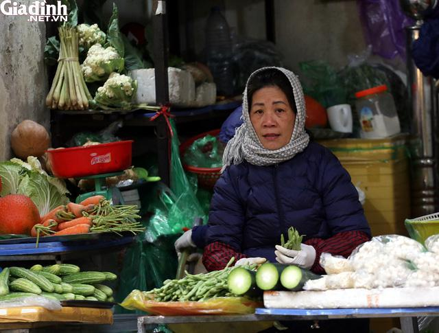 Mục sở thị chợ nhà giàu ngày Tết đậm chất quê giữa trung tâm Hà Nội-9
