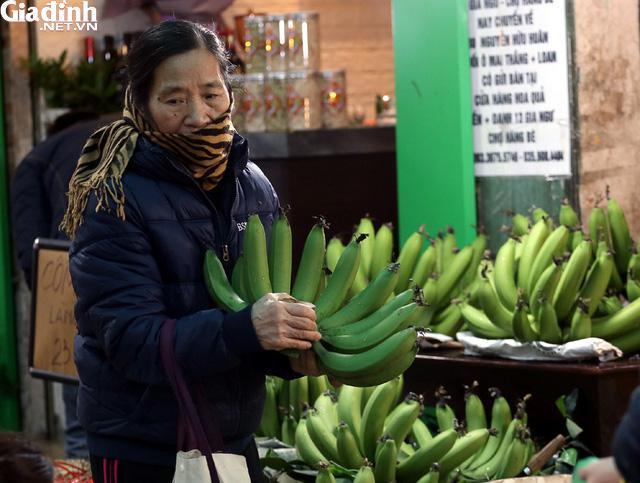 Mục sở thị chợ nhà giàu ngày Tết đậm chất quê giữa trung tâm Hà Nội-11