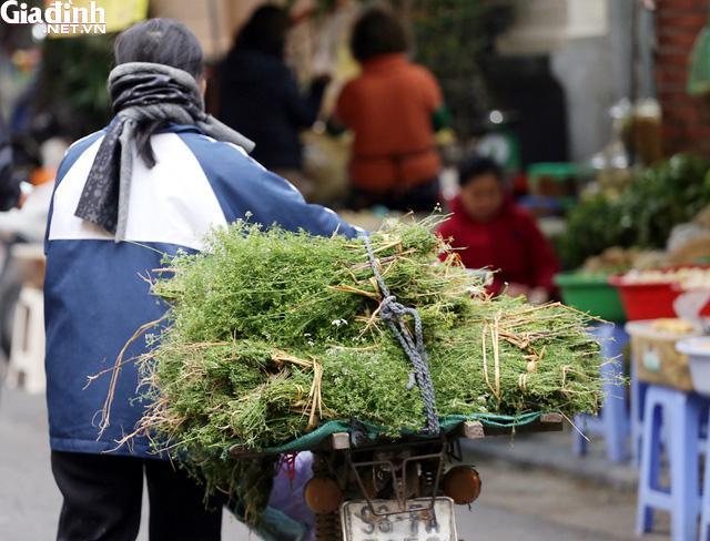 Mục sở thị chợ nhà giàu ngày Tết đậm chất quê giữa trung tâm Hà Nội-13