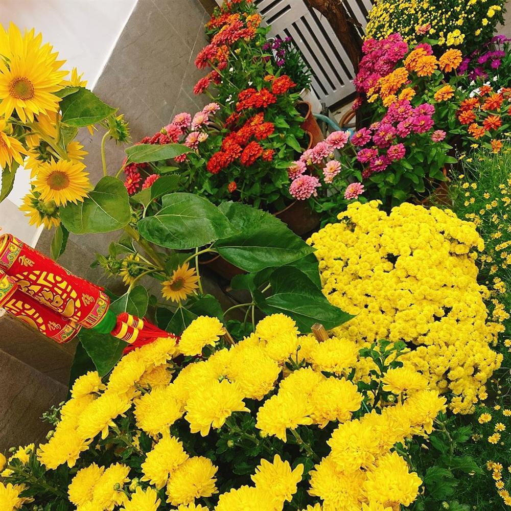 Không nhận ra hoa hậu Khánh Vân với hình ảnh dọn nhà đón Tết-9