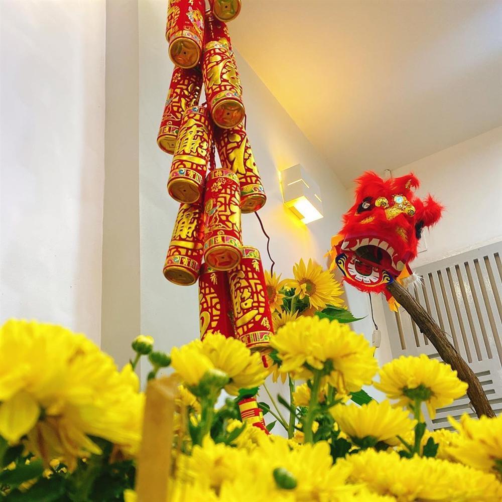 Không nhận ra hoa hậu Khánh Vân với hình ảnh dọn nhà đón Tết-7