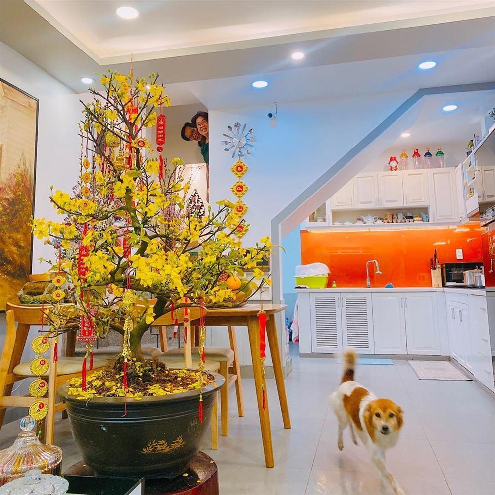 Không nhận ra hoa hậu Khánh Vân với hình ảnh dọn nhà đón Tết-5