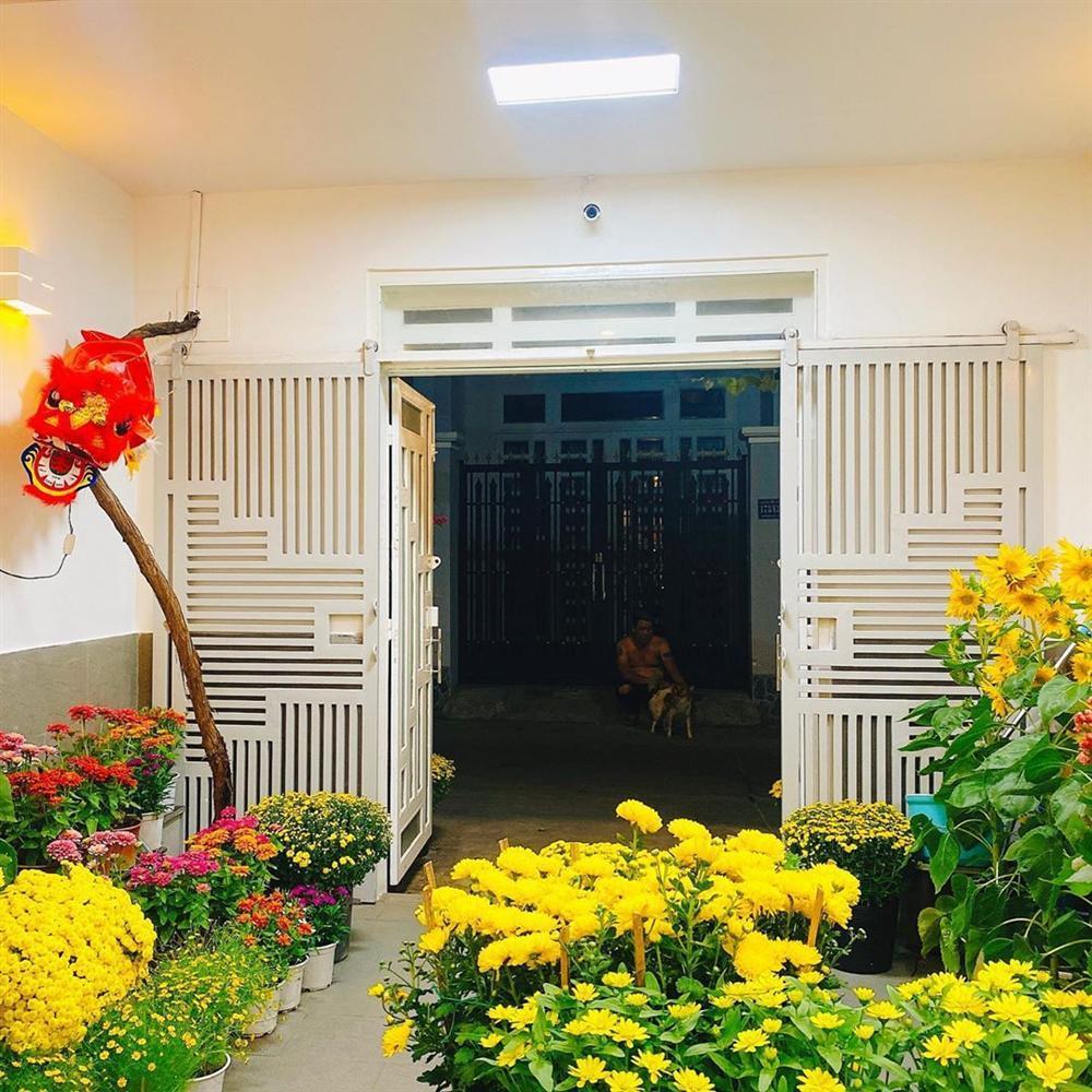 Không nhận ra hoa hậu Khánh Vân với hình ảnh dọn nhà đón Tết-4