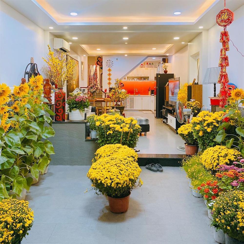 Không nhận ra hoa hậu Khánh Vân với hình ảnh dọn nhà đón Tết-6