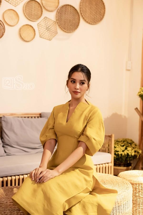Hoa hậu Trần Tiểu Vy: Tôi từng bật khóc tranh cãi gay gắt với mẹ-2