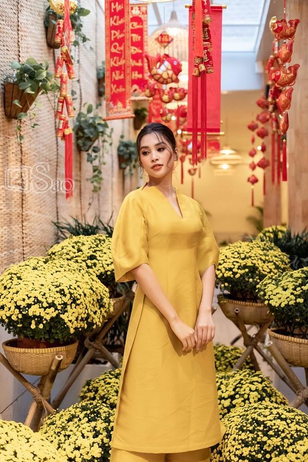 Hoa hậu Trần Tiểu Vy: Tôi từng bật khóc tranh cãi gay gắt với mẹ-4