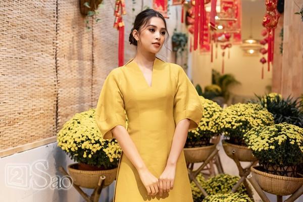 Hoa hậu Trần Tiểu Vy: Tôi từng bật khóc tranh cãi gay gắt với mẹ-5