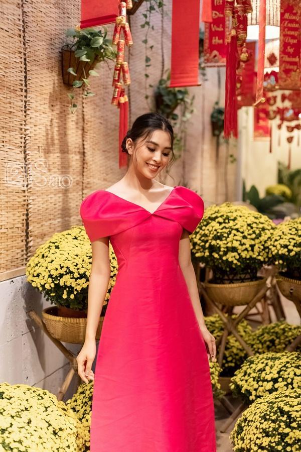 Hoa hậu Trần Tiểu Vy: Tôi từng bật khóc tranh cãi gay gắt với mẹ-14