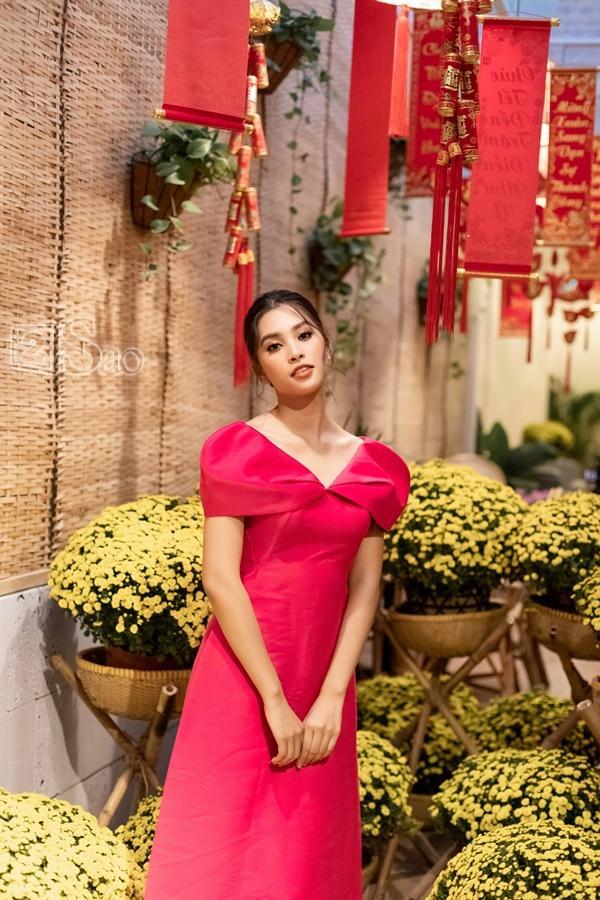 Hoa hậu Trần Tiểu Vy: Tôi từng bật khóc tranh cãi gay gắt với mẹ-15