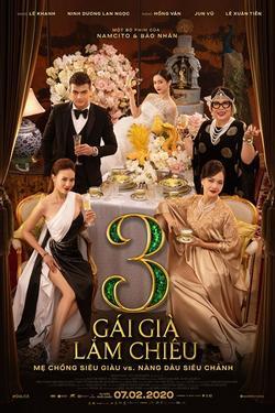 'Gái Già Lắm Chiêu 3': Ninh Dương Lan Ngọc là điểm sáng của 'con nhà siêu giàu xứ Huế'