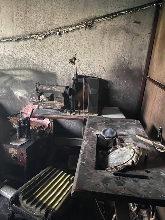 TP. HCM: Cháy 2 căn nhà lúc rạng sáng mùng 1 Tết, 5 người được giải cứu nhưng nhiều xe máy bị thiêu rụi-6
