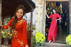 Bản tin Hoa hậu Hoàn vũ 25/1: Sắc thái đối lập của H'Hen Niê và Diễm Hương khi diện áo dài