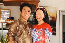 Về Long An ăn Tết sau tin đồn sinh con, Hòa Minzy đã là dâu con nhà thiếu gia Minh Hải?