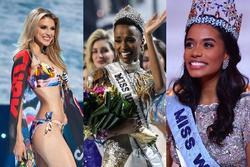 Công bố top 5 Hoa hậu của các hoa hậu 2019: Sự xuất hiện đáng gờm của mỹ nữ da màu